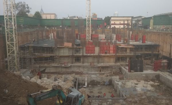 On Going Project Permata Hijau Suites 10 3