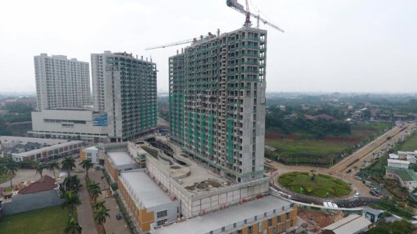 Mixed Use Cinere Terrace Suites 15 cts15