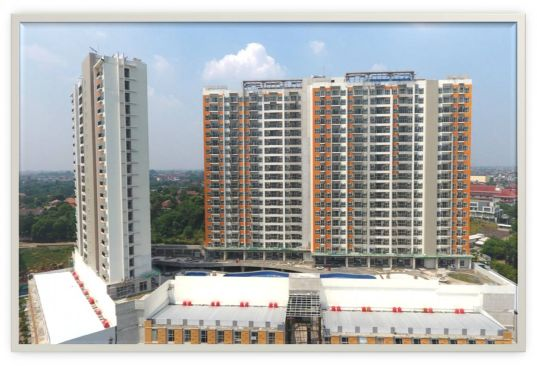 Mixed Use Cinere Terrace Suites 19 cts19