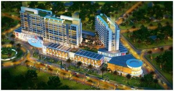Mixed Use Cinere Terrace Suites 3 cts3