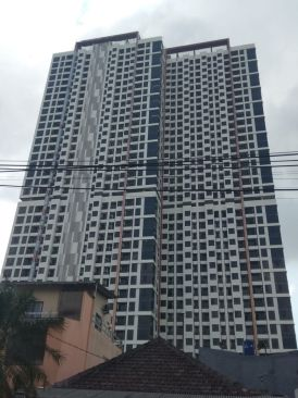 On Going Project Permata Hijau Suites 11 phs9