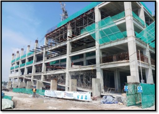 On Going Project Sayana Apartment, Harapan Indah Bekasi 5 sah4