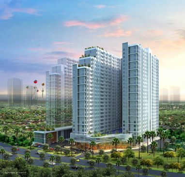 On Going Project TThamrin Disctric Apartment – Bekasi 1 tda